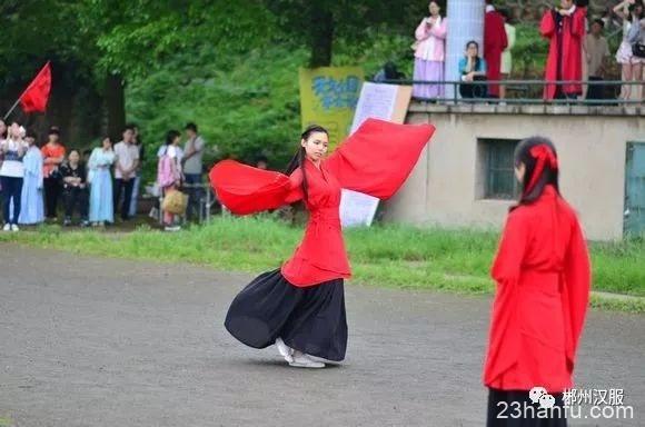 郴州汉服——湖南省第六届乡射礼活动通知