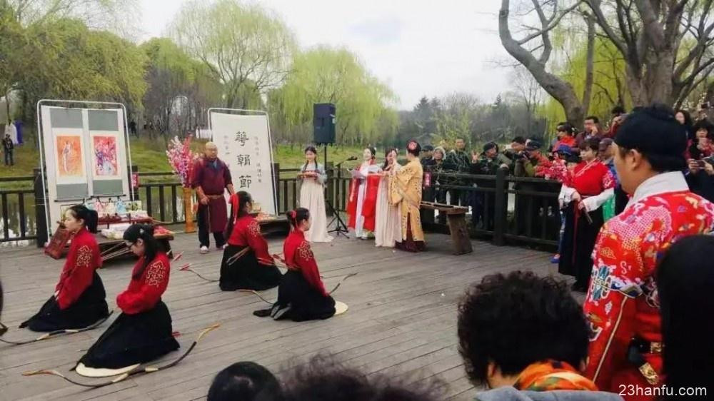【汉服活动】上海·我们的节日——花朝节