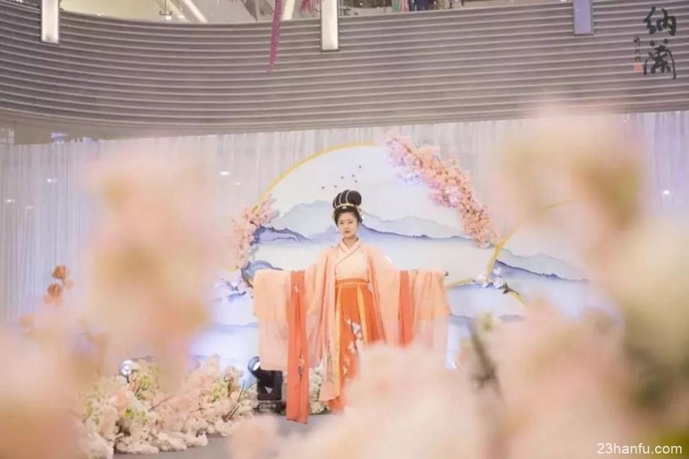 【汉服活动】返图:妇女节尚劳点缀贺花神