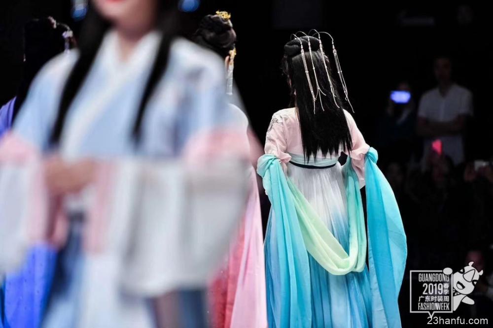 【汉服活动】2019广东时装周—春季部分活动返图