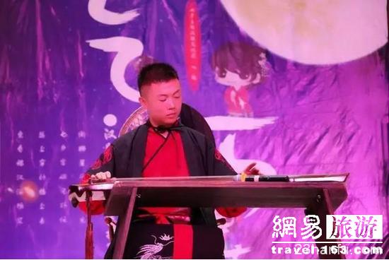 汴梁小宋城:风雅颂巧夕汉服文化展
