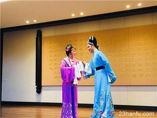 七夕乞巧 筼筜书院举办诗词汉服民俗体验活动