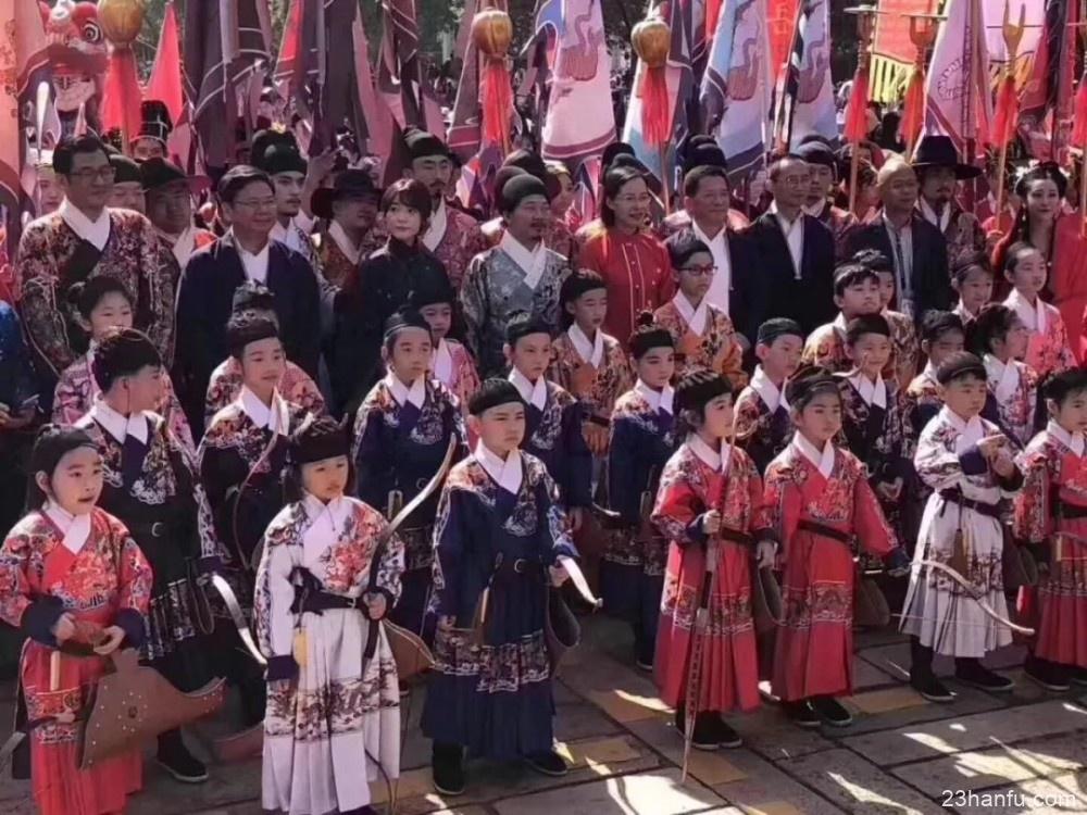 【西塘专辑】热闹,第六届西塘汉服文化周精彩瞬间!