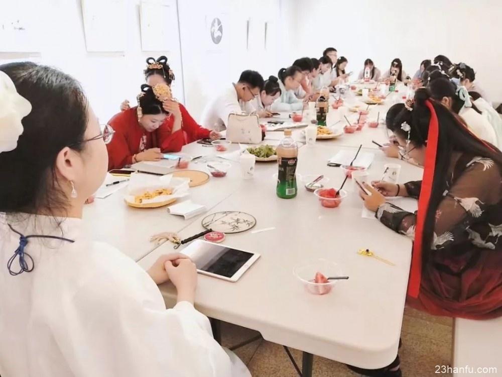 【活动返图】吴门汉韵 七夕活动报道