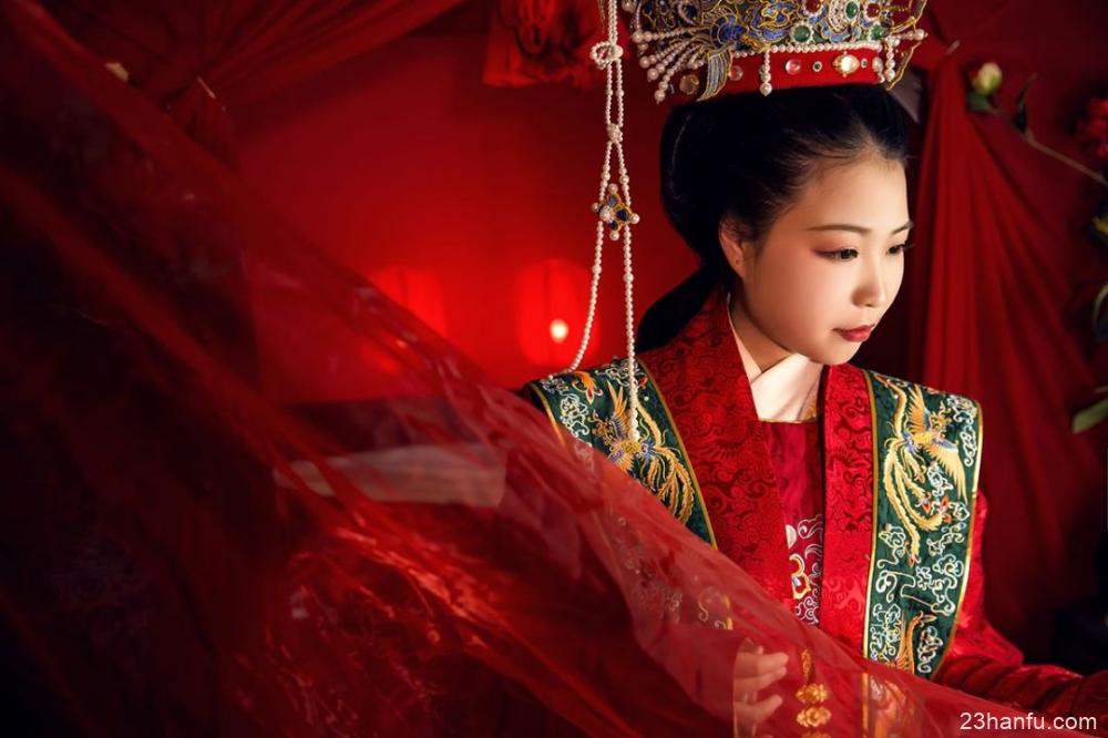 【汉服婚礼】惊艳!浙江海宁最美婚礼,还得看我华夏汉婚!!