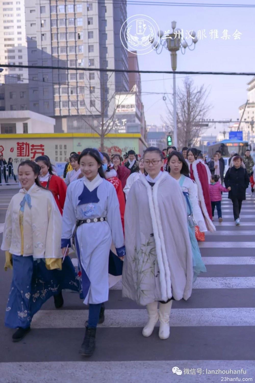 勿忘初心,仍在路上——兰州汉服雅集会戊戌年汉服出行活动