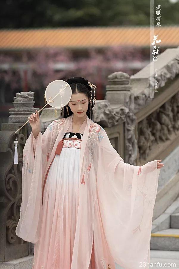 汉服广东▪最美花朝节返图