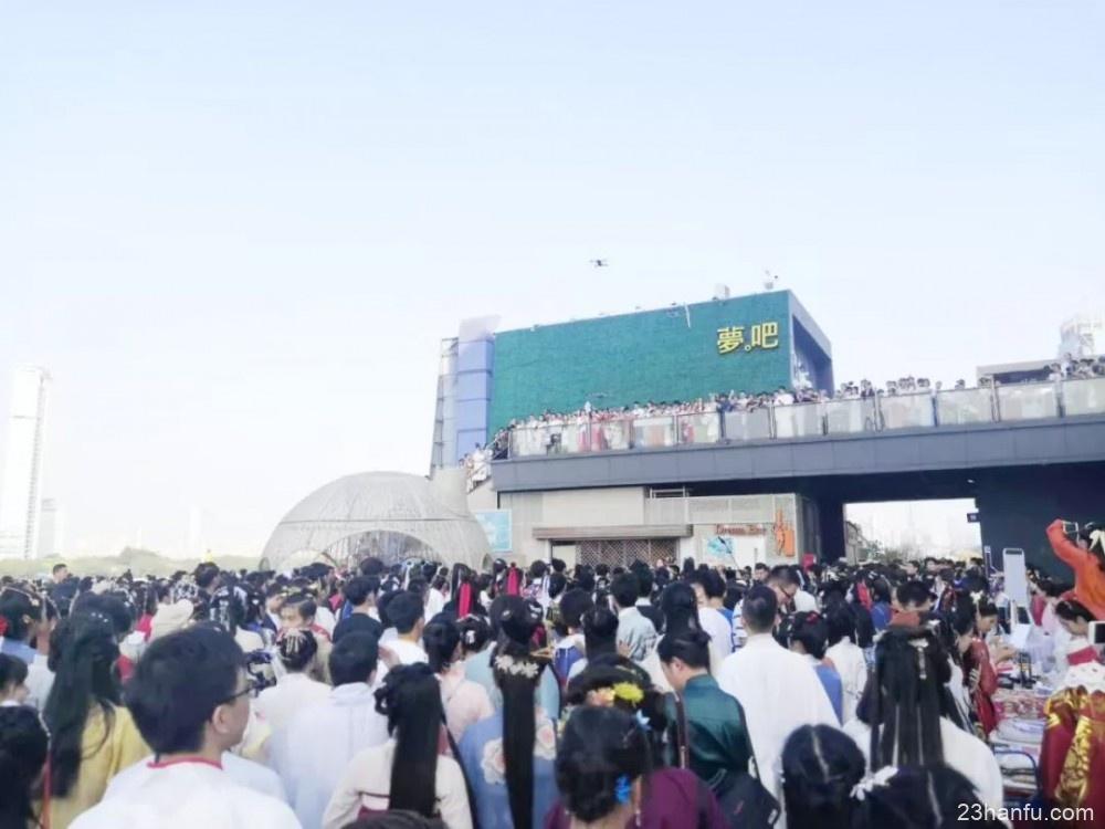 【活动返图】纪念华章再现暨琶醍汉服节