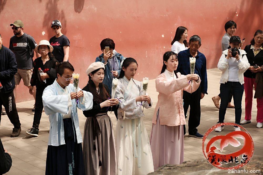 【活动报道】纪念明亡375,景山凭吊崇祯皇帝