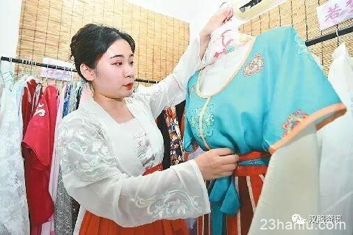 半年济南汉服体验店多了30家