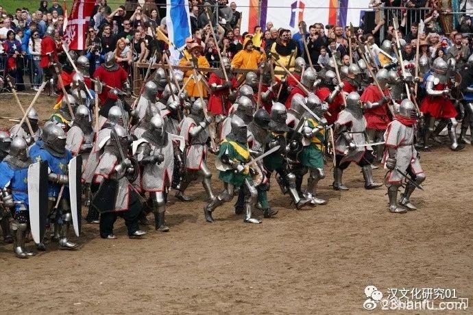 汉人史无前例的远征欧洲,全甲格斗获得突破