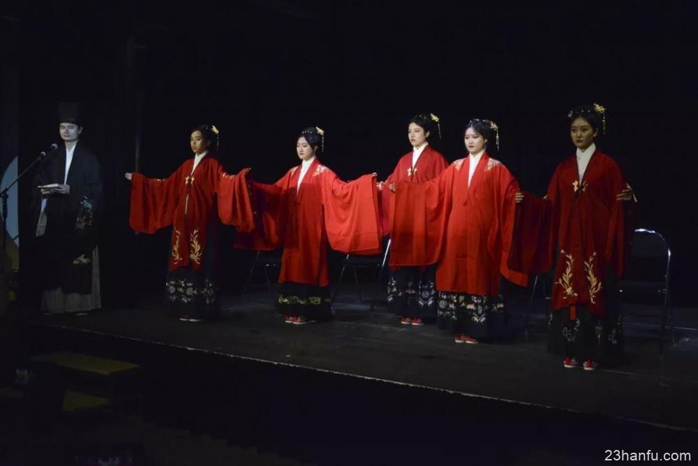 汉北娘赴欧交流,匈牙利华人成人礼报道
