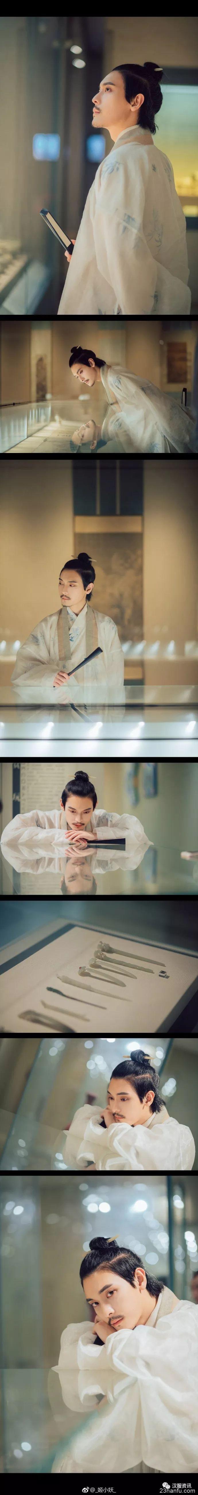 【汉服摄影】博物馆奇妙夜