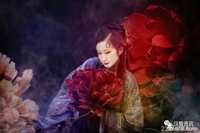 【汉服摄影】绛妃