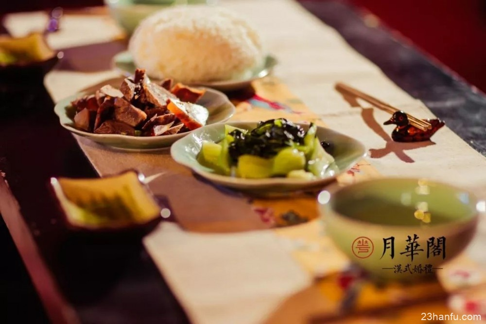 【汉服婚礼】凤冠霞帔,海誓山盟,一对新人的汉式明制婚礼