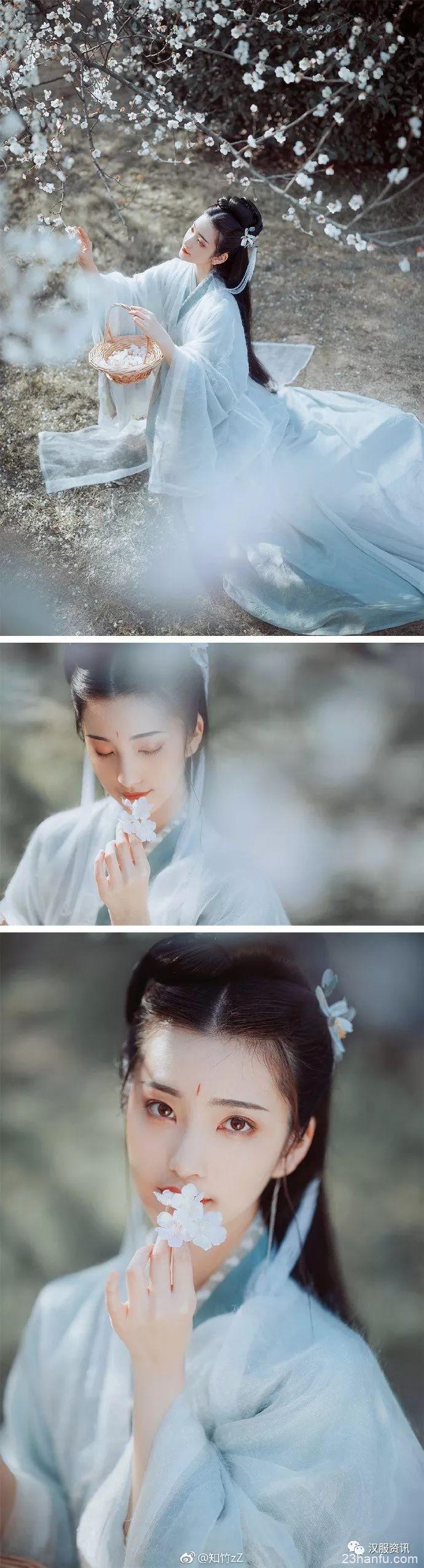 【汉服摄影】玉骨那愁瘴雾