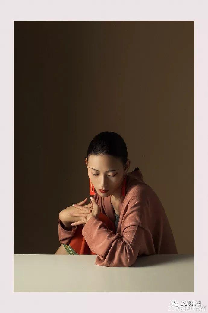 【汉服摄影】时尚与汉服