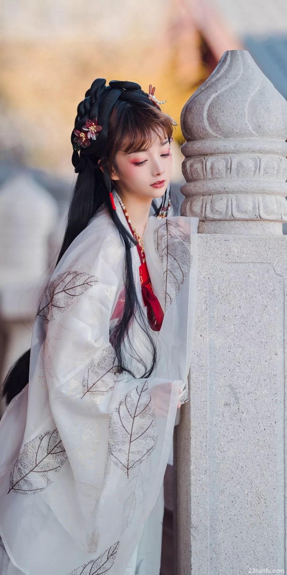 【汉服壁纸】让你欲得不能黯然销魂的汉服小姐姐