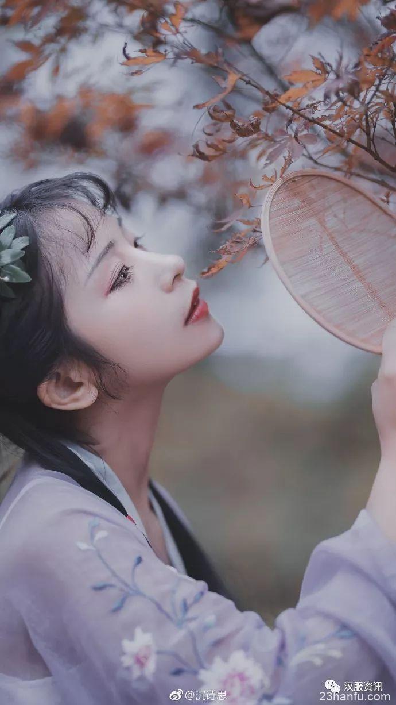 【汉服摄影】秋风起 谁在叹息