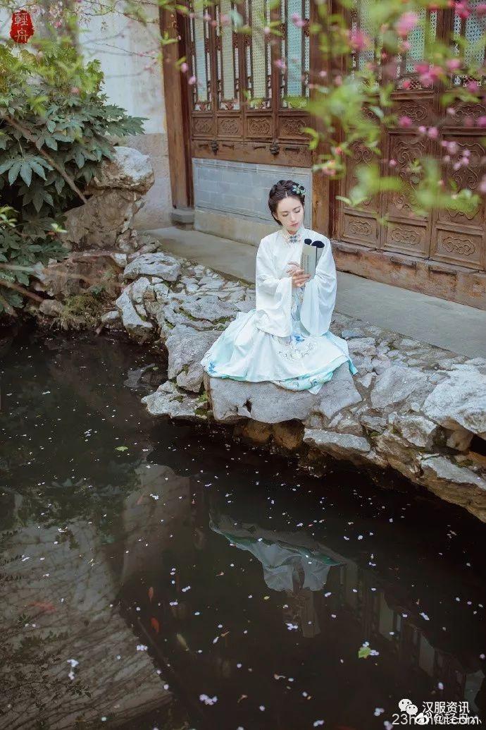 【汉服摄影】惜春春去
