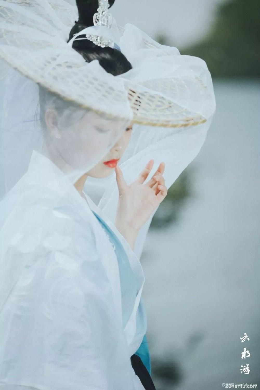 【汉服美图】云水禅心