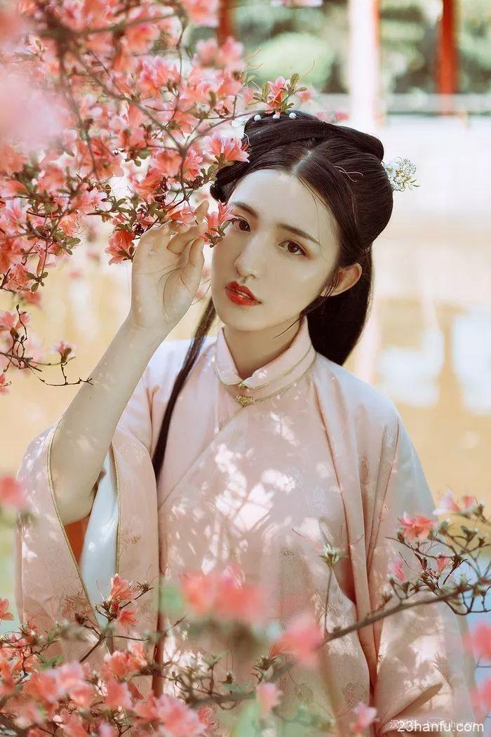 【汉服闺蜜】春天开得最美的花