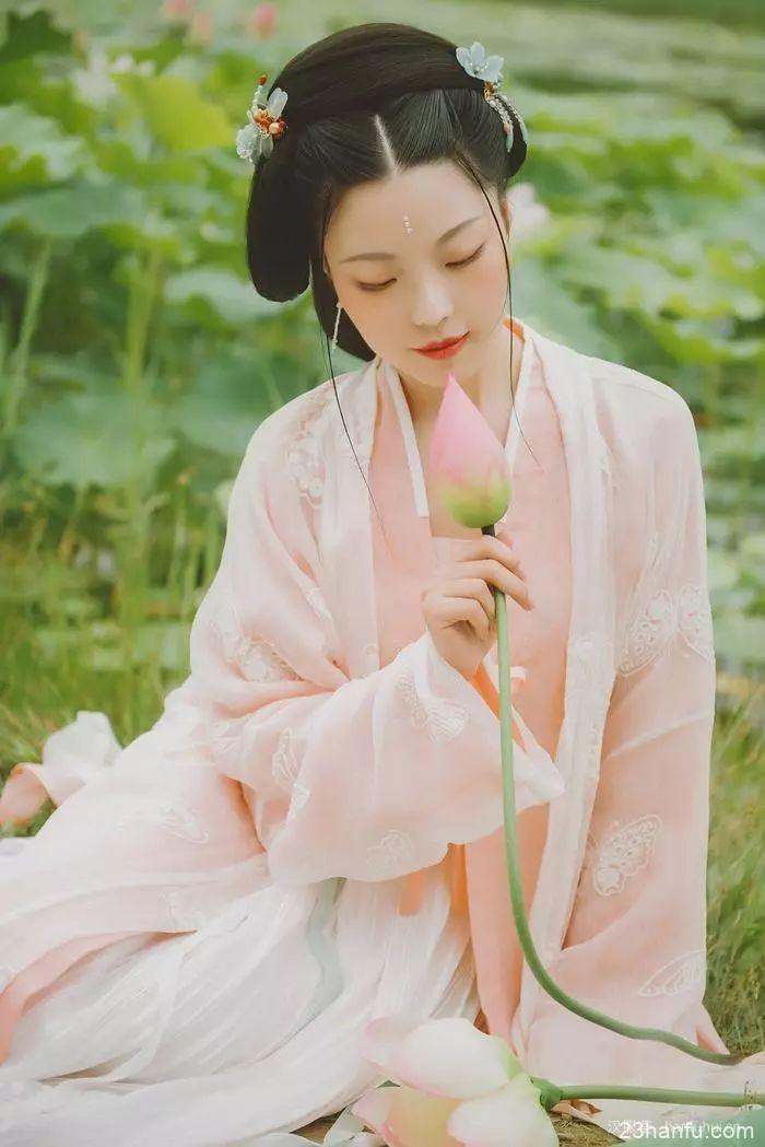 【汉服美景】江南可采莲