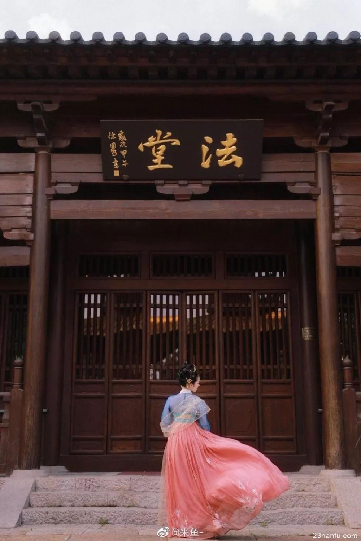 【汉服美图】 美人赋之唐宫遗梦