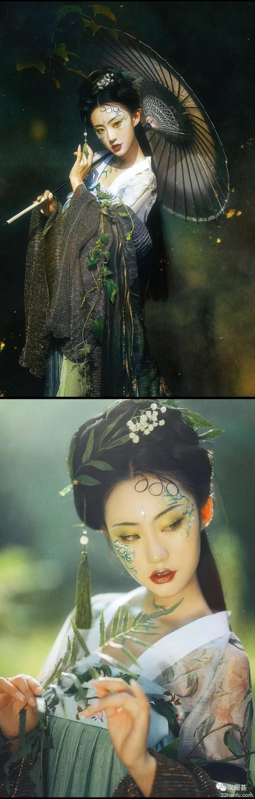 【汉服奇幻】树妖