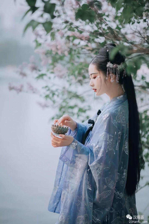 【汉服美景】我在江南水乡为你造了一个梦