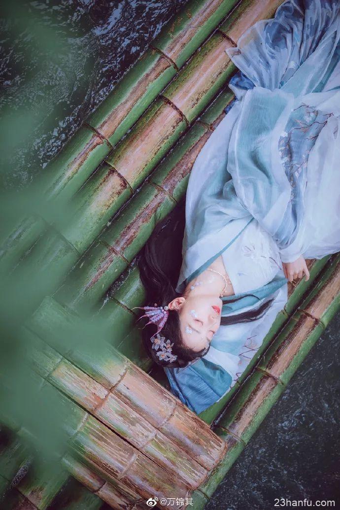 【汉服摄影】梦入江南烟水路