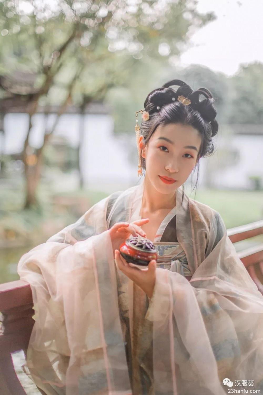 【汉服闺蜜】夏意