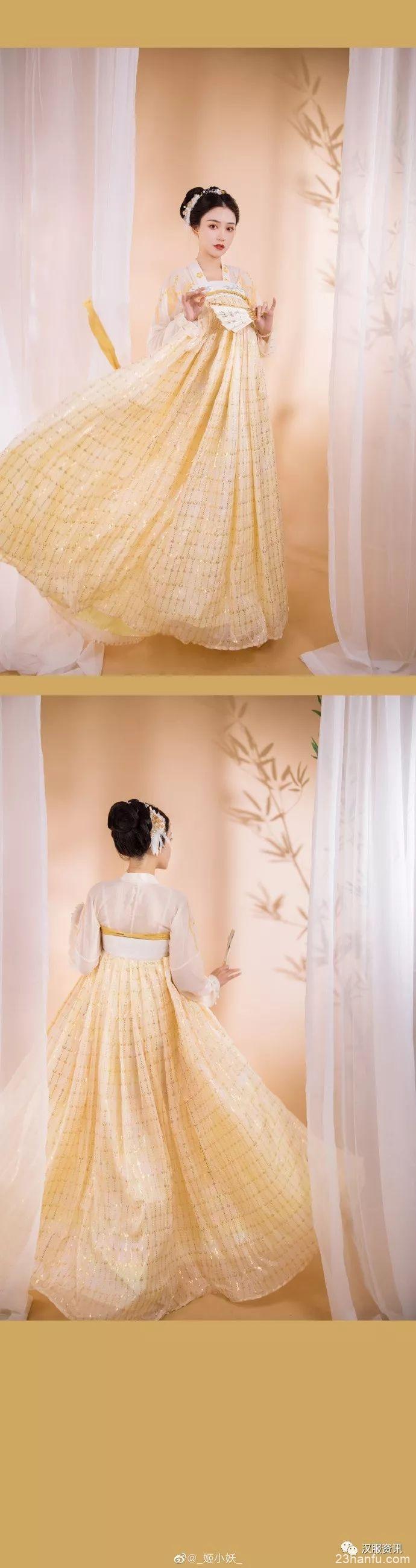 【汉服私影】多情自郁争因梦,仙貌长芳又胜花。