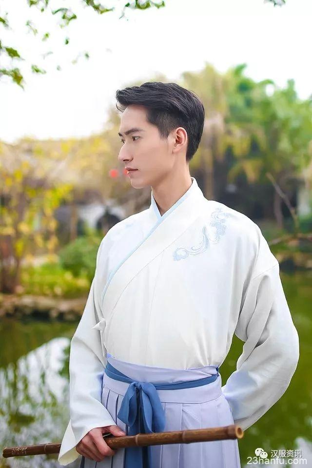 中国的顶级汉服帅哥,都在这里