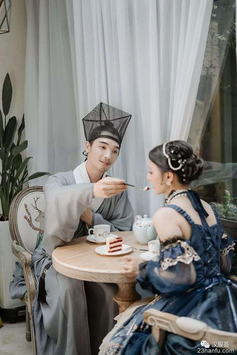 【汉服 · Lolita】Lady and gentleman