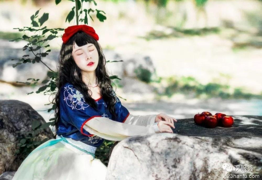 【汉服奇幻】森林中的白雪公主