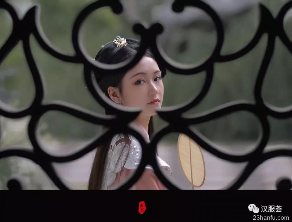 【汉服闺蜜】棠梨煎雪