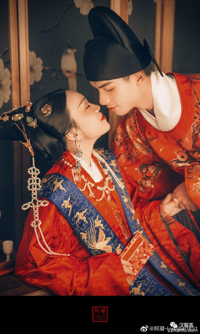【汉服婚礼】琴瑟合韵