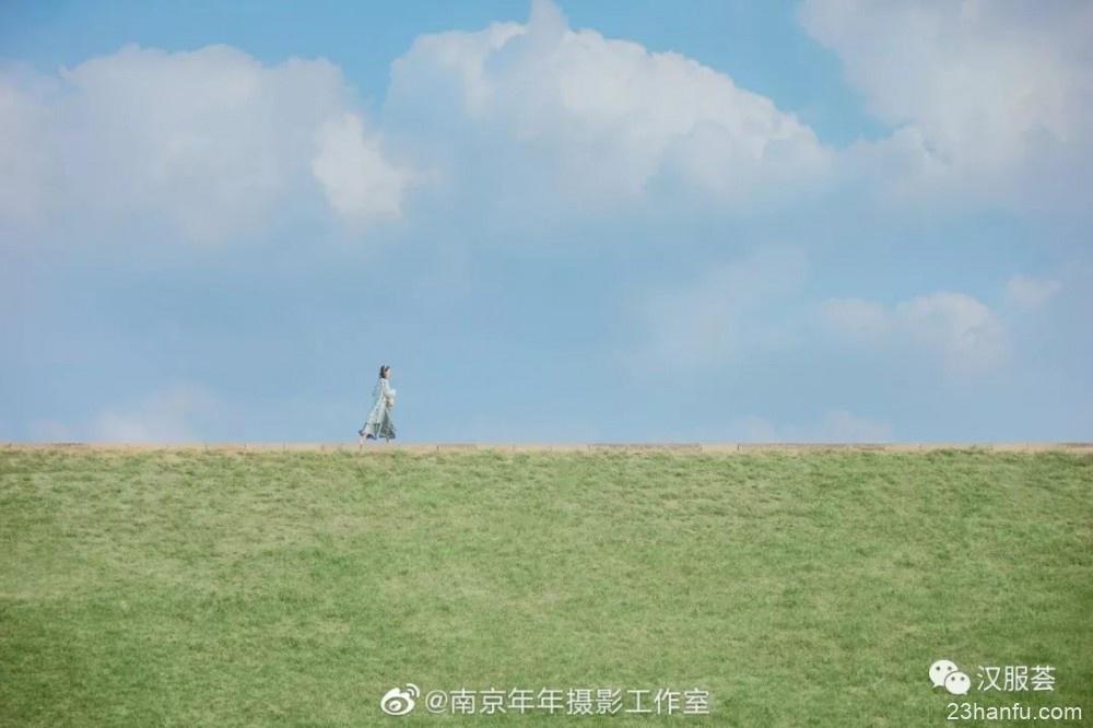 【汉服小清新】夏日的遗憾一定会被秋风温柔化解