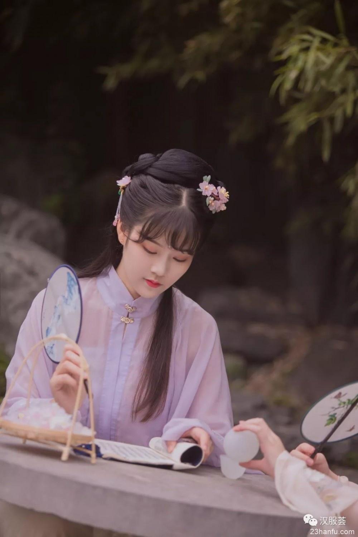 【汉服闺蜜】千秋无绝色,悦目是佳人