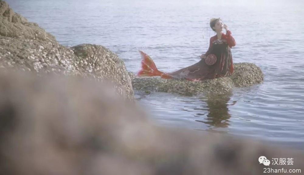 【汉服美景】我曾经跨过山和大海,爱过一个人