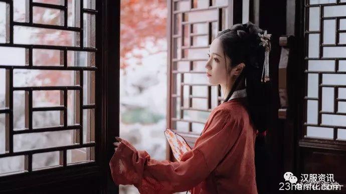 【汉服私影】晚来入秋风