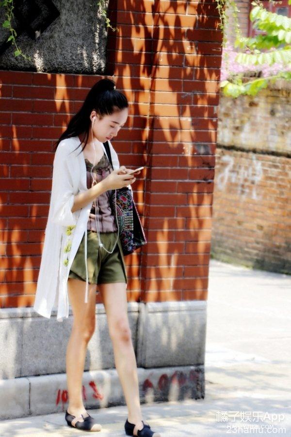 穿汉服是基本日常,出街被关注也是因为汉服本身太美