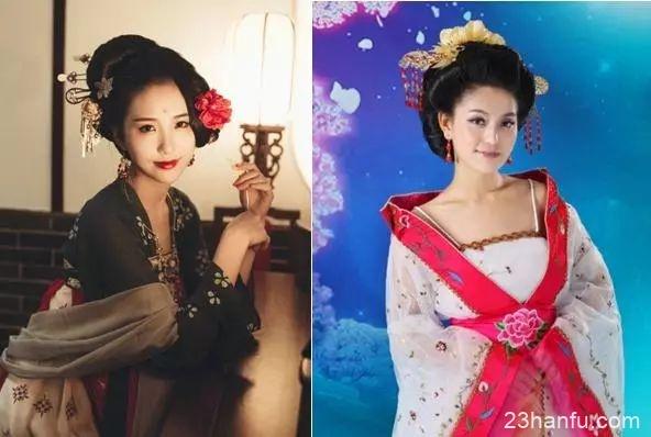 你眼中VS爸妈眼中的汉服 文化少女成塑料影楼风