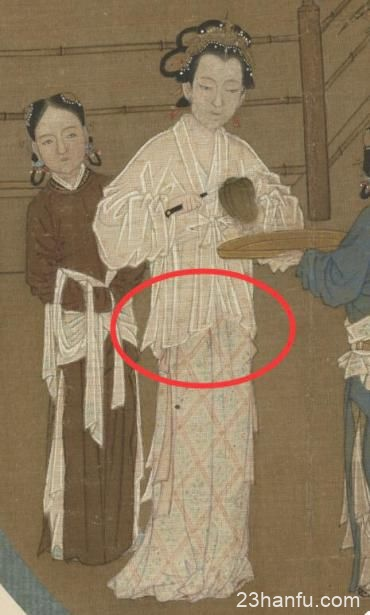 【问答集】大袖衫和披风有什么区别呢?
