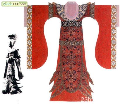 唐代女子服饰与妆容