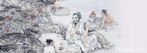 【茶道】素瓷传静夜,芳气满闲轩