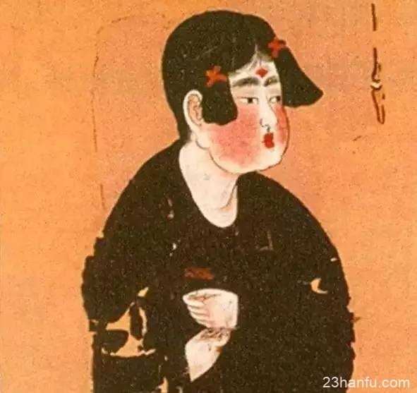 古代女子化妆史