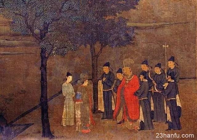 中国人从什么时候开始下跪的