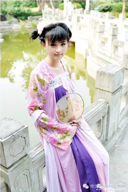 美丽的汉服,你还认识吗?